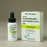 Fluocinolone Acetonide Oil - Ear Drops